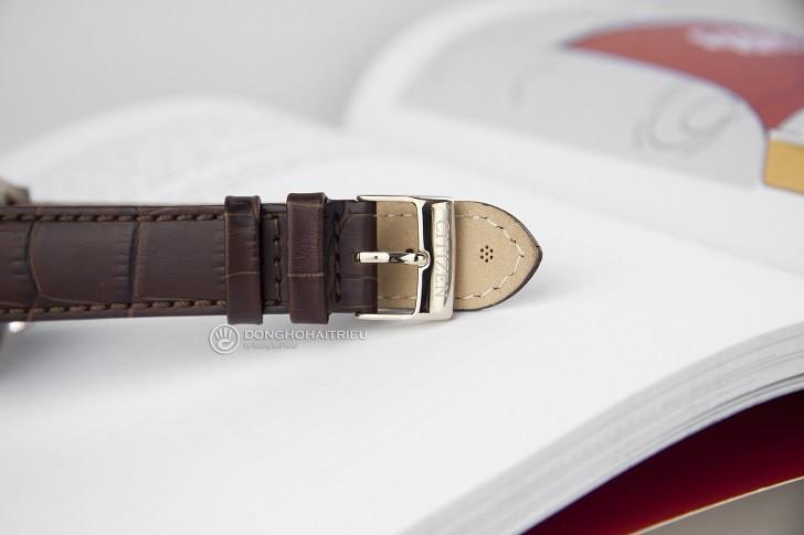 Đồng hồ Citizen NH8363-14H automatic, trữ cót hơn 40 giờ - Ảnh 3