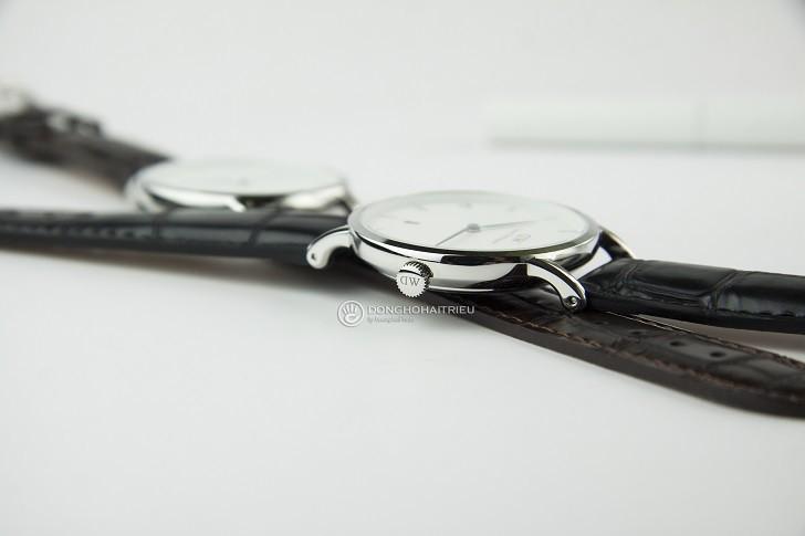 Đồng hồ nữ Daniel Wellington DW00100097 thay pin miễn phí - Ảnh 3