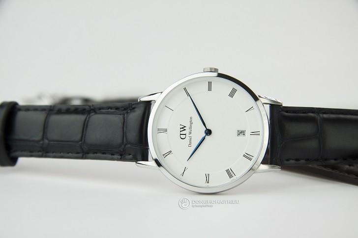 Đồng hồ nữ Daniel Wellington DW00100097 thay pin miễn phí - Ảnh 4