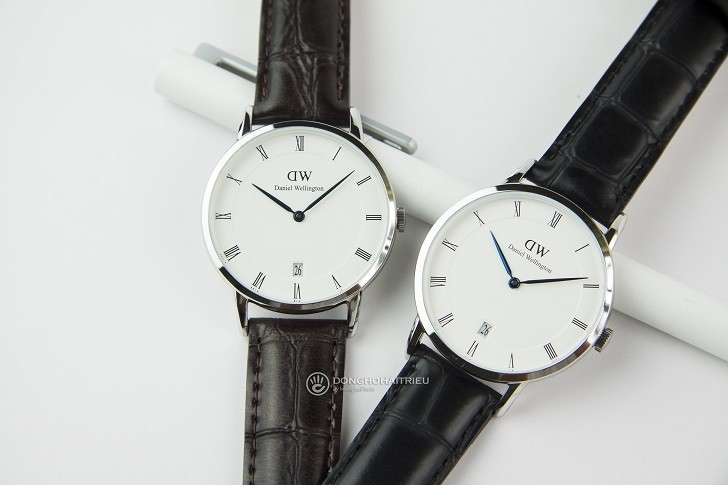 Đồng hồ nữ Daniel Wellington DW00100097 thay pin miễn phí - Ảnh 5