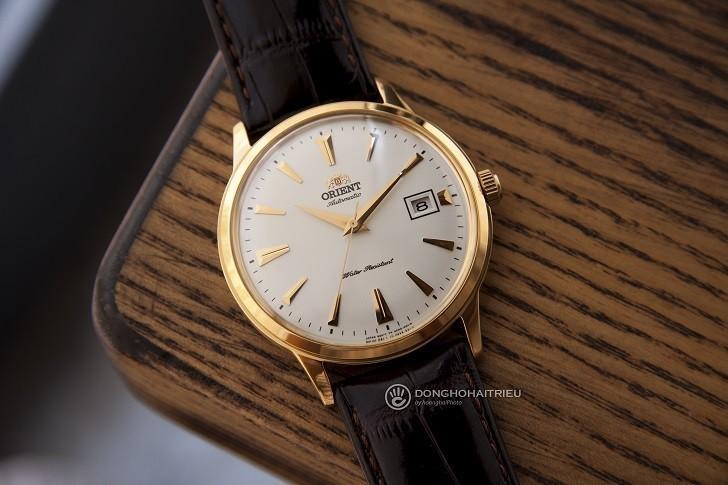 Đồng hồ Orient FAC00003W0 máy cơ Nhật, trữ cót 40 giờ - Ảnh: 1