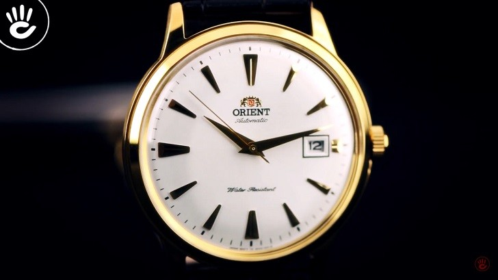 Đồng hồ Orient FAC00003W0 máy cơ Nhật, trữ cót 40 giờ - Ảnh: 2