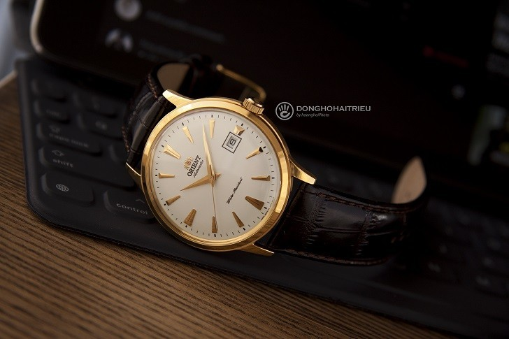 Đồng hồ Orient FAC00003W0 máy cơ Nhật, trữ cót 40 giờ - Ảnh: 4
