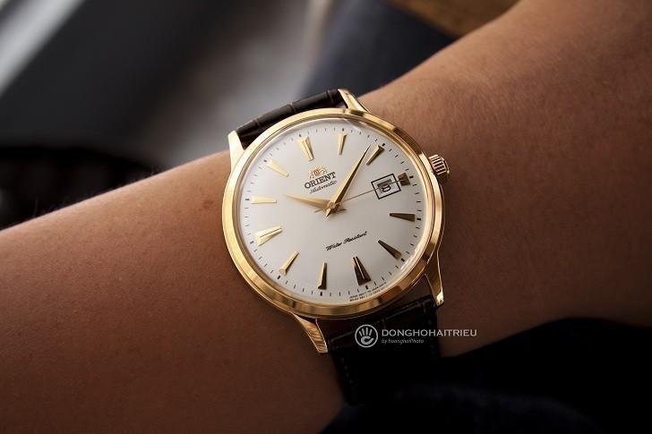 Đồng hồ Orient FAC00003W0 máy cơ Nhật, trữ cót 40 giờ - Ảnh: 5