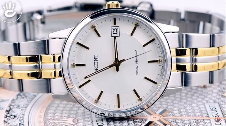 Đồng hồ nữ Orient FUNG7002W0 giá rẻ, thay pin miễn phí - Ảnh 1
