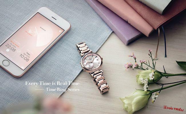 Smartphone Link, Công Nghệ Ưu Việt Của Đồng Hồ Thông Minh Casio Sheen