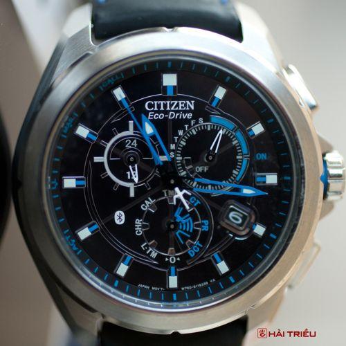 Tìm Hiểu Dòng Đồng Hồ Citizen Bluetooth, Một Loại Smartwatch Tuyệt Vời Cận Cảnh