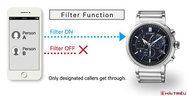 Tìm Hiểu Dòng Đồng Hồ Citizen Bluetooth, Một Loại Smartwatch Tuyệt Vời Thông Báo Tin Nhắn Cuộc Gọi