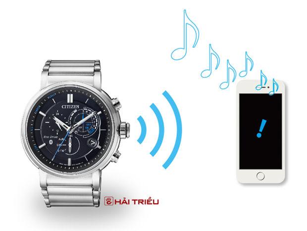 Tìm Hiểu Dòng Đồng Hồ Citizen Bluetooth, Một Loại Smartwatch Tuyệt Vời Tìm Kiếm Điện Thoại