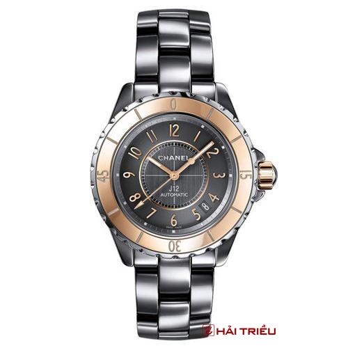 Tự Chế Vật Liệu Đồng Hồ Độc Quyền, Hãng Nào Làm Được? (Phần 2) Chanel J12 Chromatic Beige Gold
