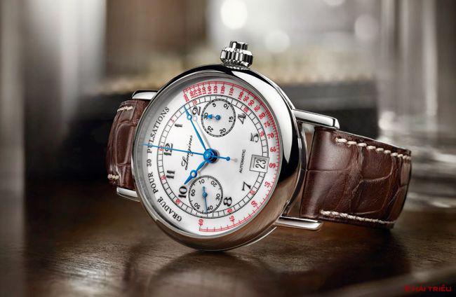 """5 Dòng Đồng Hồ Longines Chronograph """"CỰC ĐỘC"""" Đáng Sưu Tập Nhất Pulsometer"""