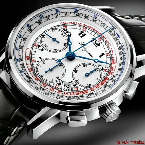 """5 Dòng Đồng Hồ Longines Chronograph """"CỰC ĐỘC"""" Đáng Sưu Tập Nhất Tachymeter"""