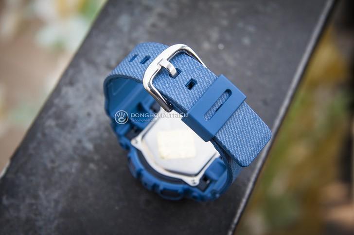 Đồng hồ Baby-G BA-110DC-2A2DR: Cảm hứng từ chất liệu jean - Ảnh 4