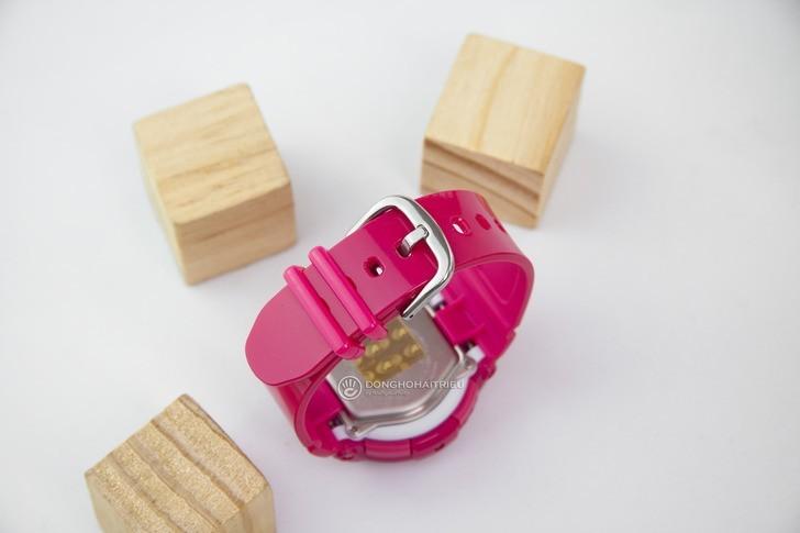 Đồng hồ Baby-G BGA-130-4BDR sắc hồng nữ tính đầy ấn tượng - Ảnh 4