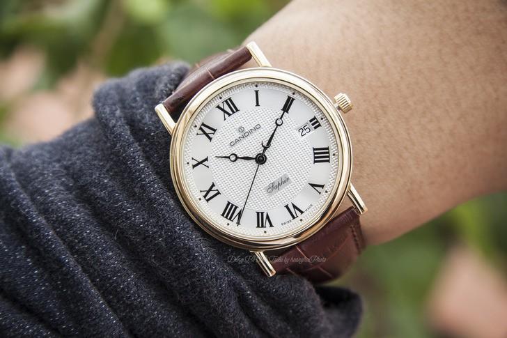 Đồng hồ Candino C4292/2 giá rẻ thay pin miễn phí trọn đời - Ảnh 2