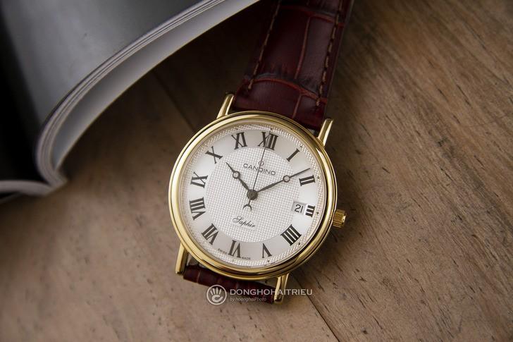 Đồng hồ Candino C4292/2 giá rẻ thay pin miễn phí trọn đời - Ảnh 3