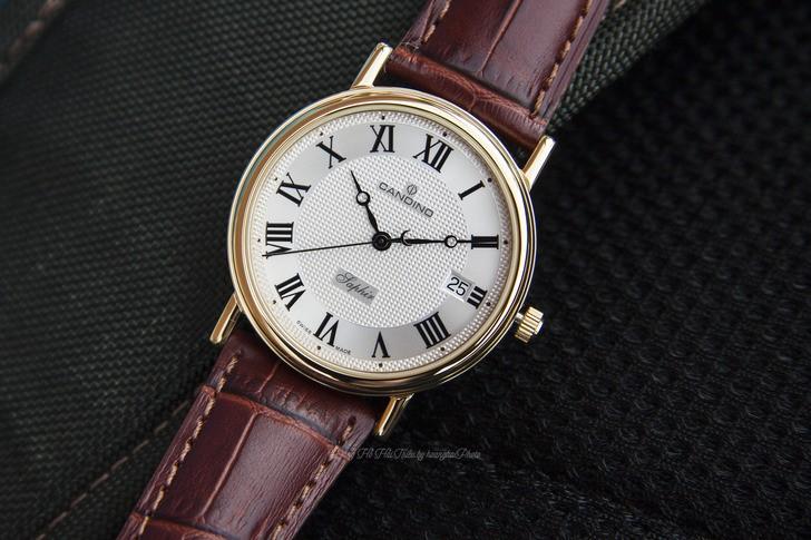 Đồng hồ Candino C4292/2 giá rẻ thay pin miễn phí trọn đời - Ảnh 8