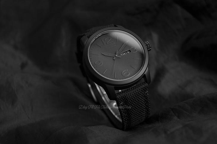 Đồng hồ nam Citizen BM8475-00F bộ máy năng lượng ánh sáng - Ảnh 3
