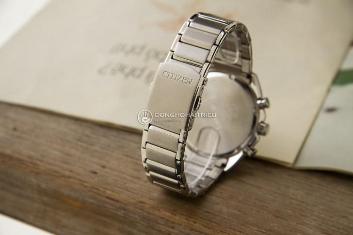 Citizen CA4280-53E đồng hồ thể thao nạp năng lượng ánh sáng - Ảnh 6