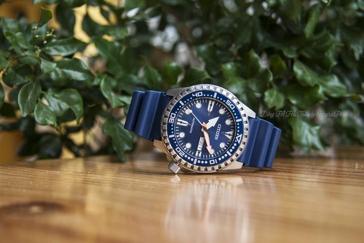 Đồng hồ Citizen NH8381-12L Automatic, trữ cót đến 40 giờ - Ảnh 1