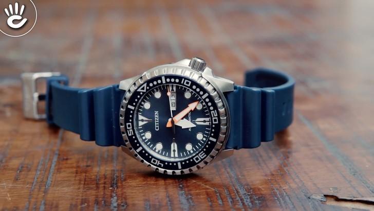 Đồng hồ Citizen NH8381-12L Automatic, trữ cót đến 40 giờ - Ảnh 3