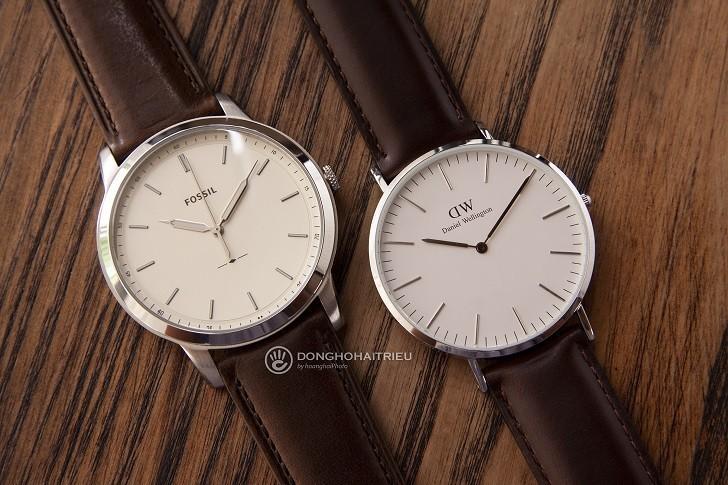 Đồng hồ nam Daniel Wellington DW00100023 thay pin miễn phí - Ảnh 1
