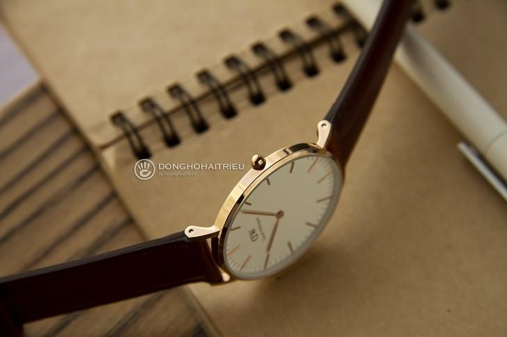 Đồng hồ nữ Daniel Wellington DW00100035 thay pin miễn phí - Ảnh 3