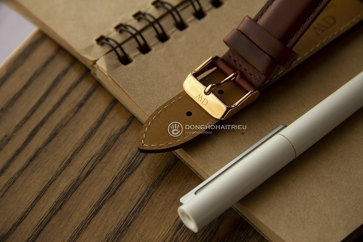 Đồng hồ nữ Daniel Wellington DW00100035 thay pin miễn phí - Ảnh 4