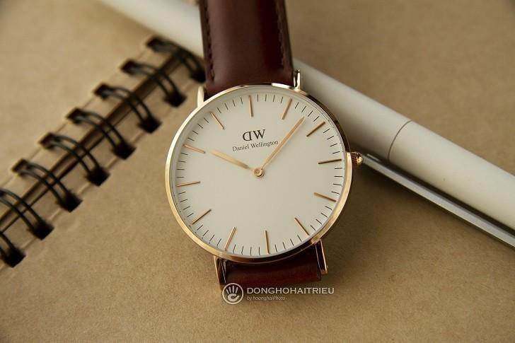Đồng hồ nữ Daniel Wellington DW00100035 thay pin miễn phí - Ảnh 6