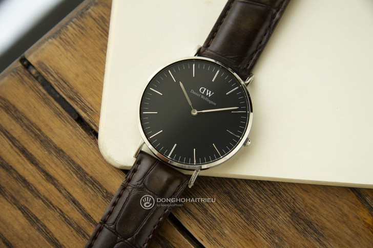 Đồng hồ nữ Daniel Wellington DW00100146 thay pin miễn phí - Ảnh 1