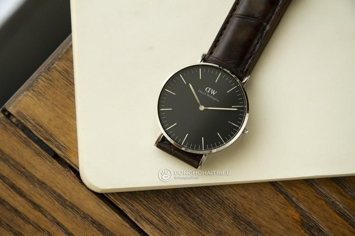 Đồng hồ nữ Daniel Wellington DW00100146 thay pin miễn phí - Ảnh 2