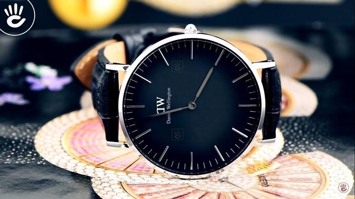 Đồng hồ Daniel Wellington DW00100147 thay pin miễn phí - Ảnh 1