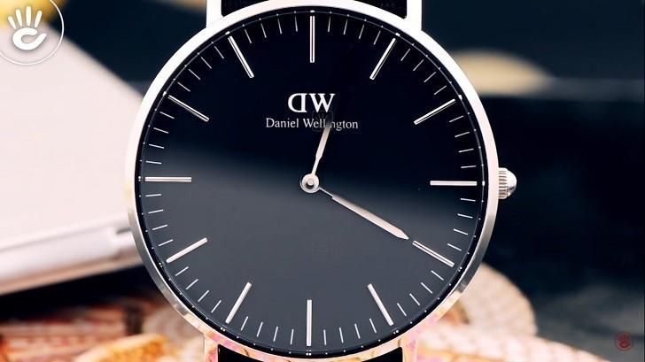 Đồng hồ Daniel Wellington DW00100147 thay pin miễn phí - Ảnh 3