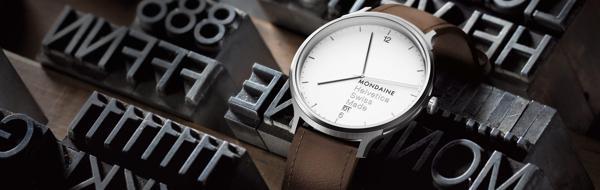 Đồng Hồ Bauhaus Là Gì? Hãng Nào Đi Theo Trường Phái Đến Từ Đức Này? Mondaine