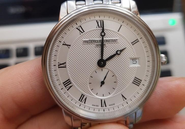 Đồng hồ Frederique Constant FC-245M4S6B máy quartz chính xác - Ảnh 2