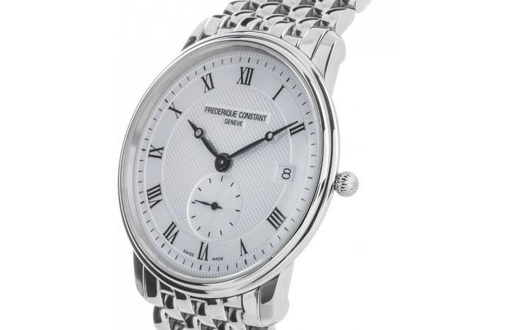 Đồng hồ Frederique Constant FC-245M4S6B máy quartz chính xác - Ảnh 3