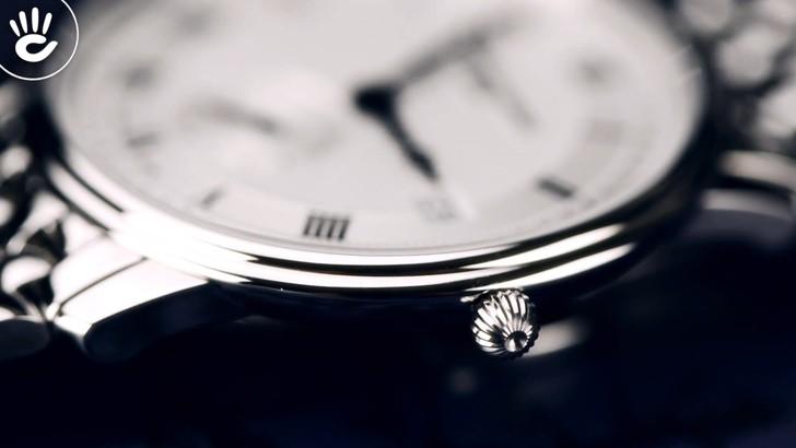 Đồng hồ Frederique Constant FC-245M4S6B máy quartz chính xác - Ảnh 6