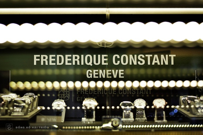 Đồng hồ cơ Frederique Constant FC-335MC4P6 trữ cót 40 giờ - Ảnh: 1
