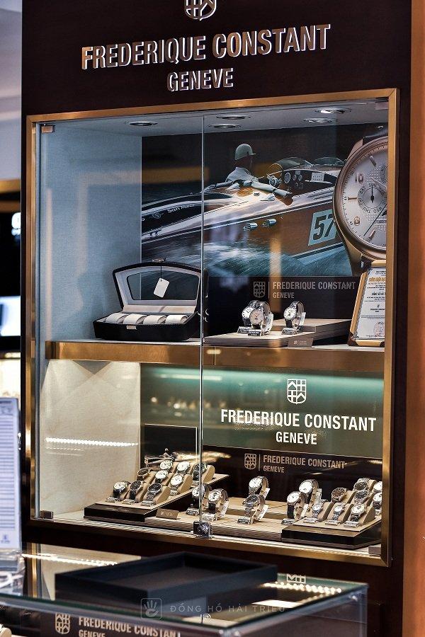 Đồng hồ cơ Frederique Constant FC-335MC4P6 trữ cót 40 giờ - Ảnh: 2