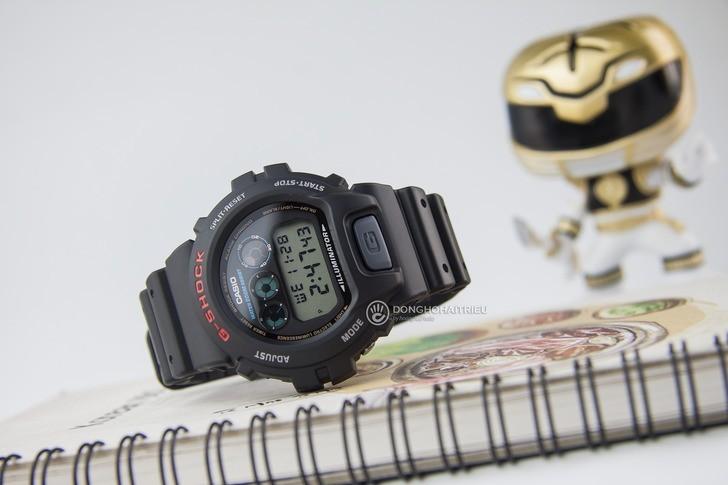 Đồng hồ G-Shock DW-6900-1VDR đơn giản, nam tính, giá rẻ - Ảnh 2