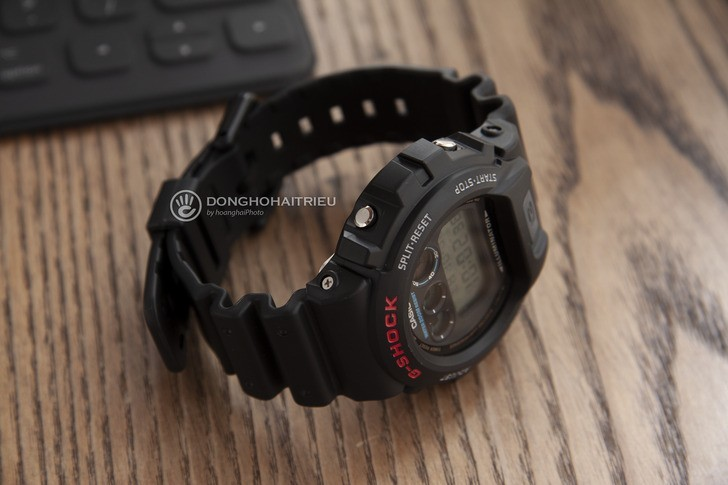 Đồng hồ G-Shock DW-6900-1VDR đơn giản, nam tính, giá rẻ - Ảnh 5