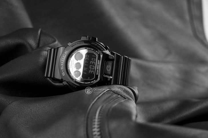 Đồng hồ G-Shock DW-6900NB-1DR giá rẻ, thay pin miễn phí - Ảnh 3