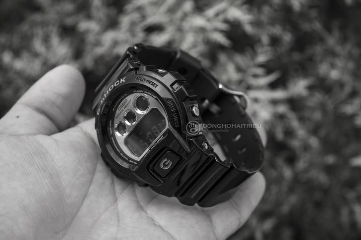 Đồng hồ G-Shock DW-6900NB-1DR giá rẻ, thay pin miễn phí - Ảnh 6