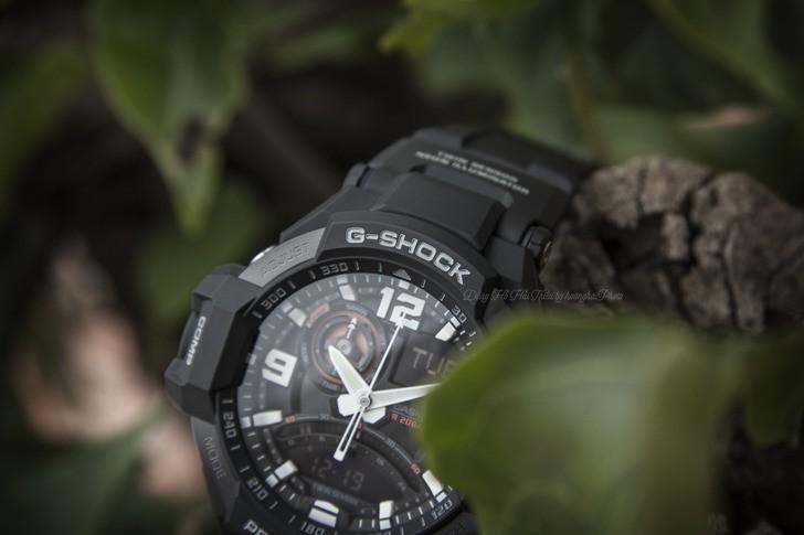 Đồng hồ G-Shock GA-1000-1ADR giá rẻ, thay pin miễn phí - Ảnh 7