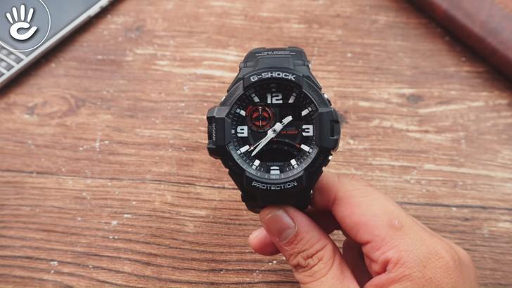 Đồng hồ G-Shock GA-1000-1ADR giá rẻ, thay pin miễn phí - Ảnh 9