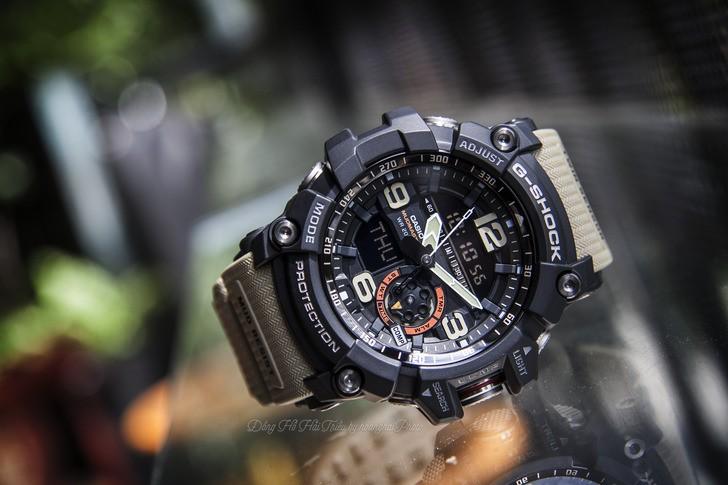 Đồng hồ thể thao G-Shock GG-1000-1A5DR thuộc dòng MudMaster - Ảnh 1
