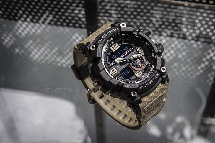 Đồng hồ thể thao G-Shock GG-1000-1A5DR thuộc dòng MudMaster - Ảnh 2