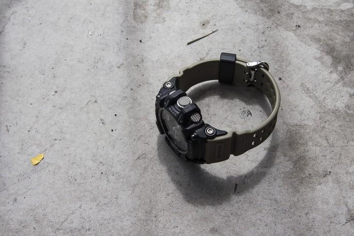 Đồng hồ thể thao G-Shock GG-1000-1A5DR thuộc dòng MudMaster - Ảnh 3