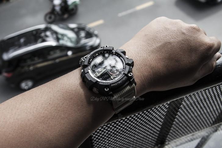 Đồng hồ thể thao G-Shock GG-1000-1A5DR thuộc dòng MudMaster - Ảnh 5