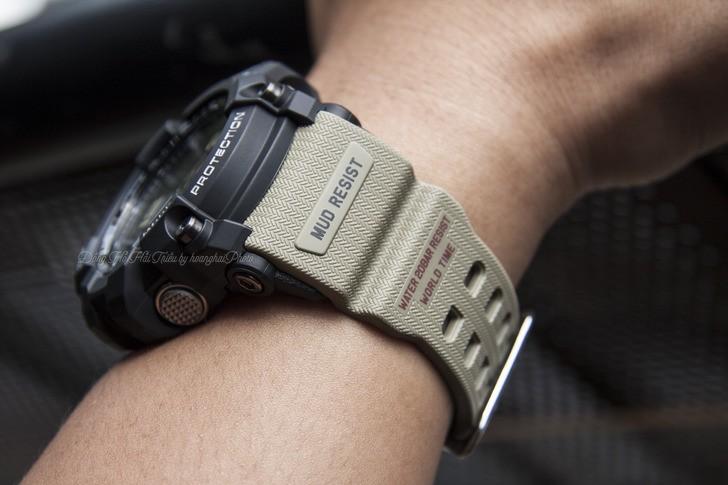 Đồng hồ thể thao G-Shock GG-1000-1A5DR thuộc dòng MudMaster - Ảnh 6